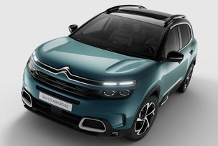 CITROEN C5 Aircross BlueHdi S&S Feel 130