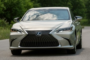 LEXUS ES 300h Luxury D-View