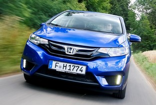 HONDA Jazz 1.5 i-VTEC Dynamic