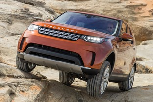 LAND-ROVER Discovery 3.0SDV6 Landmark Aut.