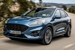 FORD Kuga 1.5 EcoBoost Trend FWD 150