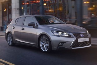 LEXUS CT 200h Business