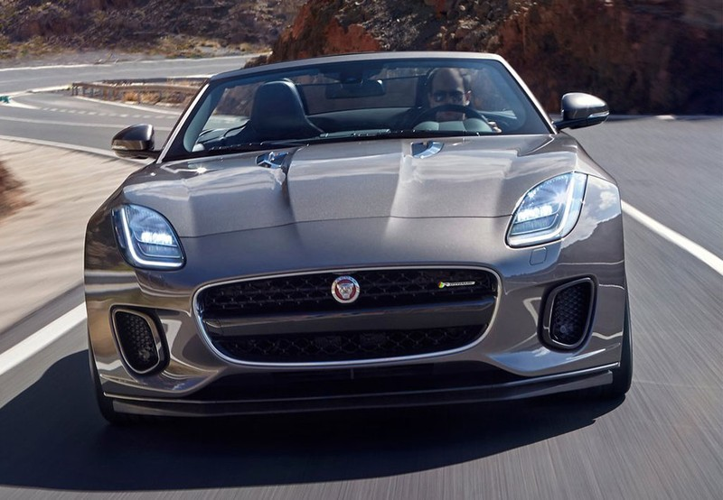 F-Type Convertible 3.0 V6 380