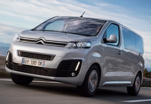 CITROEN SpaceTourer M1 BlueHDI S&S XL Rip Curl 150