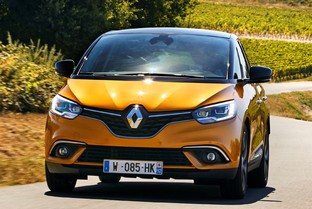 RENAULT Scénic Grand 1.3 TCe GPF Black Edition 103kW