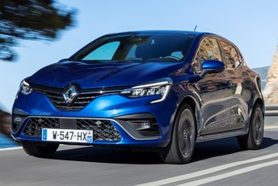 RENAULT Clio TCe GPF RS Line 74kW