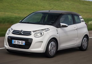 CITROEN C1 1.0 VTi Feel 72