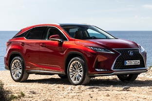 LEXUS RX 450h Business