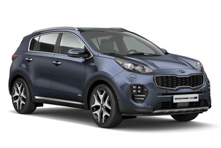 KIA Sportage 1.6 MHEV Business 4x2 115