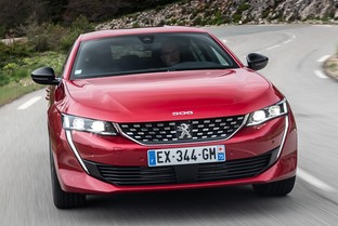 PEUGEOT 508 1.6 PureTech S&S Active EAT8 180