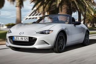 MAZDA MX-5 ST 2.0 Skyactiv-G i-Stop i-Eloop Blue&Red Edition