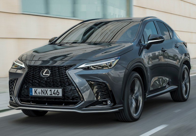 NX 300h F Sport Panorámico 4WD