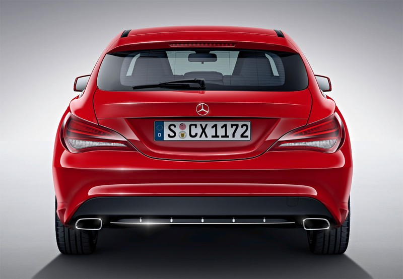 CLA Shooting Brake 200d 7G-DCT
