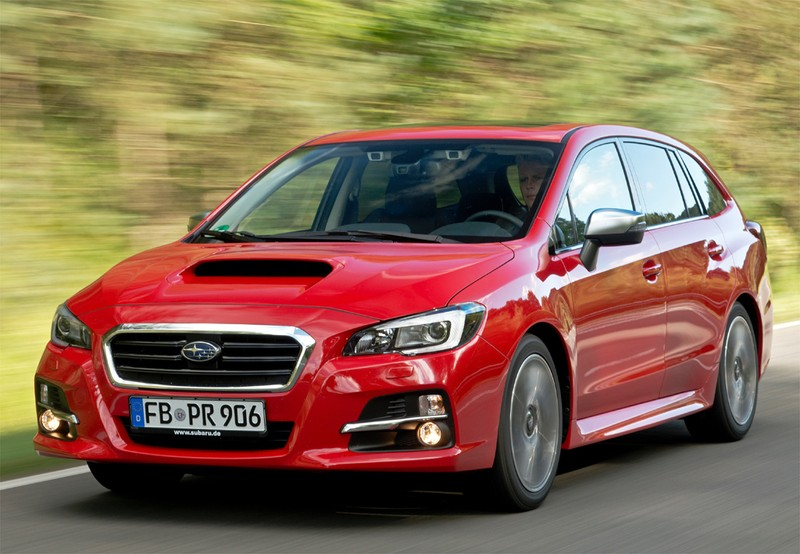 Levorg 1.6 GT-S Executive Plus Lineartronic