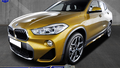 BMW X2  BMW  sDrive18d M-Sport X LED/NAVI/ALCA/P-ASSIST/19