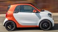 Fortwo Coupé EQ Pulse