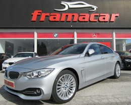 BMW Serie 4 420dA Gran Coupé Luxury