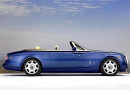 Rolls Royce Phantom Drophead Coupé 6.7 V12