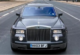 Rolls Royce Phantom 6.7 V12