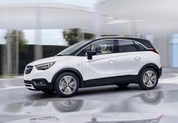 Opel Crossland X 1.2T S&S ecoTEC Excellence 110