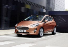 Ford Fiesta 1.5TDCi S/S ST Line 120