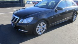 MERCEDES-BENZ Clase E 220 CDI BLUE EFFICIENCY AVANTGARDE