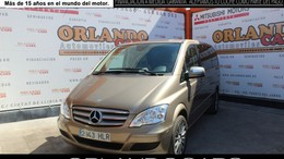 MERCEDES-BENZ Viano 2.0CDI Fun Largo 4M Aut.