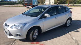 FORD Focus 1.0 Ecoboost Auto-S&S Trend 125