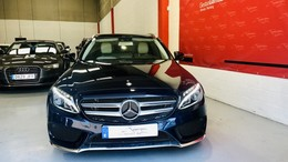 MERCEDES-BENZ Clase C Estate 220d 9G-Tronic (4.75)