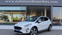 FORD Fiesta 1.5TDCi Active+ 85