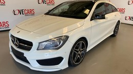MERCEDES-BENZ Clase CLA Shooting Brake 200d AMG Line 7G-DCT