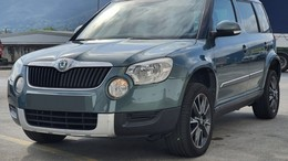 SKODA Yeti 2.0TDI CR Ambition Fresh 4x2