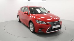 LEXUS CT 1.8 200H EXECUTIVE + NAVIBOX