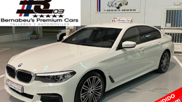 BMW Serie 5 530e iPerformance