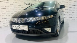 HONDA Civic 1.8 i-VTEC Sport i-SHIFT
