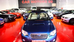 SUBARU Outback 2.0TD Limited Plus