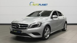 MERCEDES-BENZ Clase A A-CLASS 1.8 200 CDI BLUE EFFICIENCY URBAN 5P