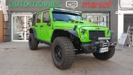 JEEP Wrangler Unlimited 2.8CRD Rubicon X Aut.
