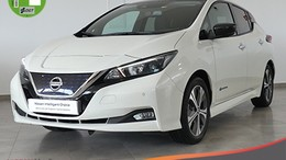 NISSAN Leaf 150PS N-CONNECTA 40KWH TWO-TONE 150 5P