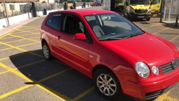 VOLKSWAGEN Polo 1.4TDI Highline