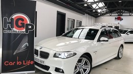 BMW Serie 5 530dA Touring xDrive