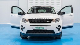 LAND-ROVER Discovery Sport 2.0TD4 Pure 4x4 150