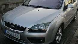 FORD Focus  Berlina 1.6 Ti-VCT 115 CV Sport