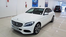MERCEDES-BENZ Clase C 220 CDI Blue Efficiency 4p.