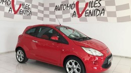 FORD Ka  Titanium+ 1.20 Duratec