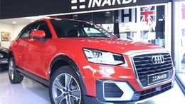 AUDI Q2  1.6TDI Design Edition 116 GPS Faros LED 18''