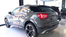 AUDI Q2  1.6TDI Untaggable Edition  GPS LED Rotor 19''