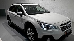 SUBARU Outback  2.5i Executive Plus S CVT Lineartr. AWD