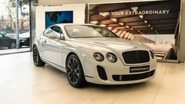 BENTLEY Continental Supersports  GT Supersports