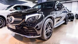 MERCEDES-BENZ Clase GLC Coupé 350d 4Matic Aut.